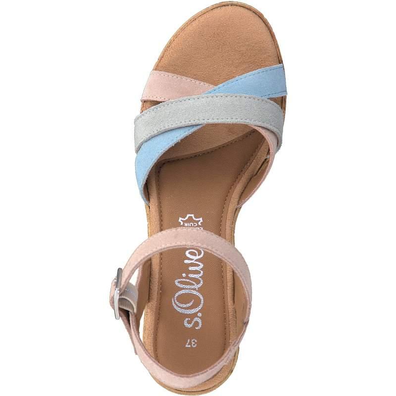 Sandale Dama s.Oliver 5-28301-20 Roz