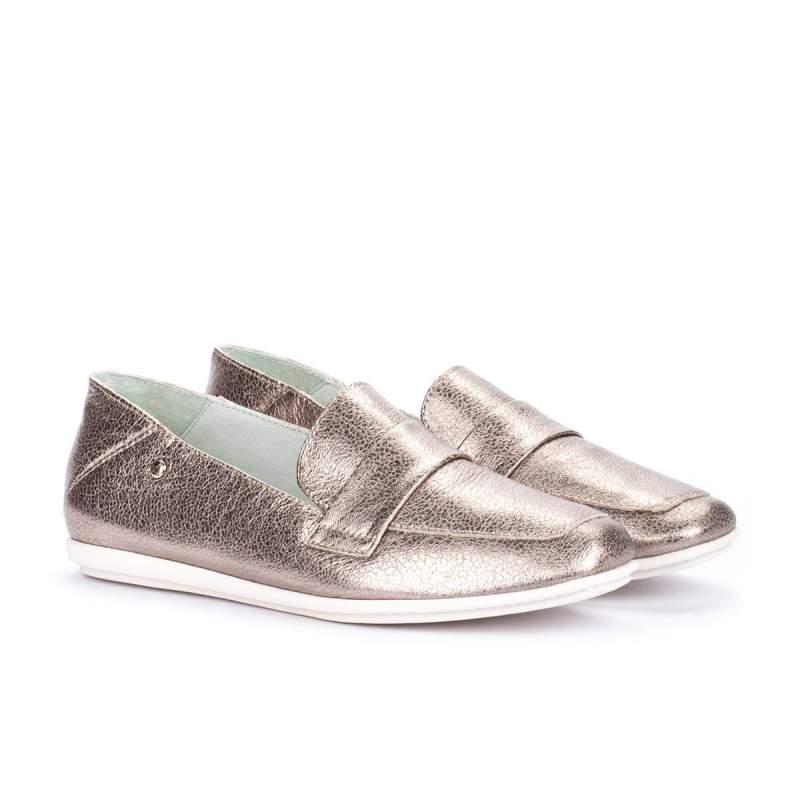 Pantofi Dama Pikolinos W6S-2551CL Argintiu