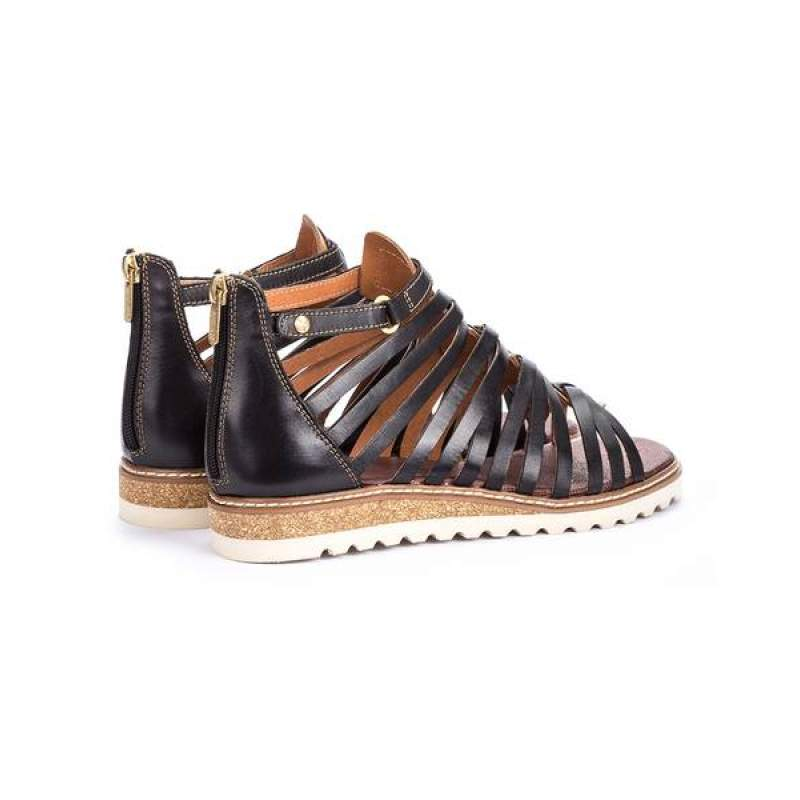 Sandale Dama Pikolinos W1L-0510C1 Negru