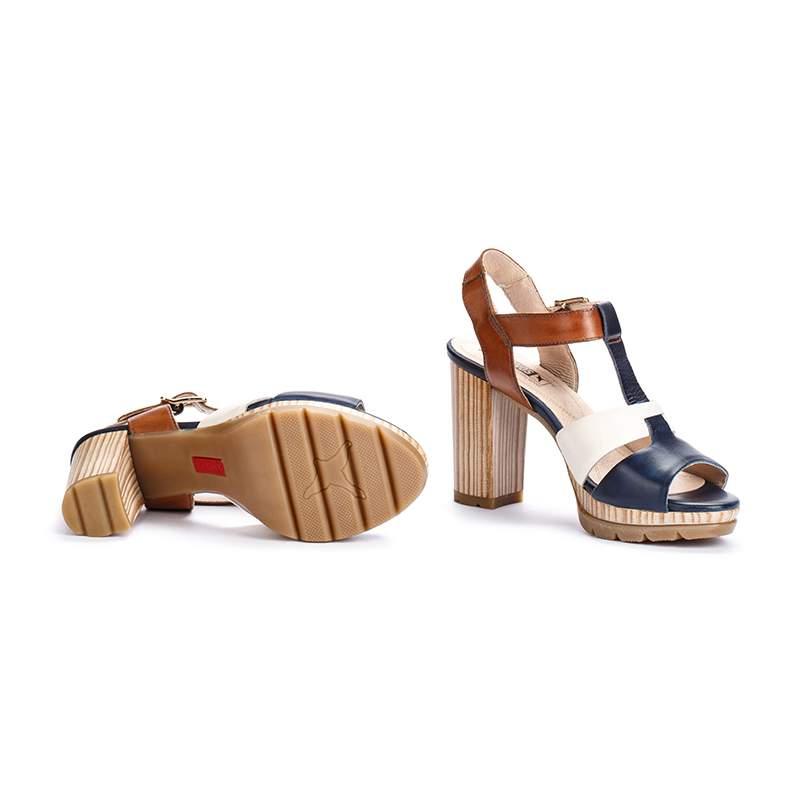Sandale Dama Pikolinos W6K-0901 Albastru