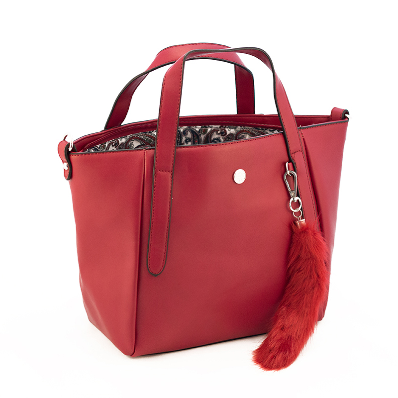 Geanta Dama Ulrika Design 35-4991-16 Rosu