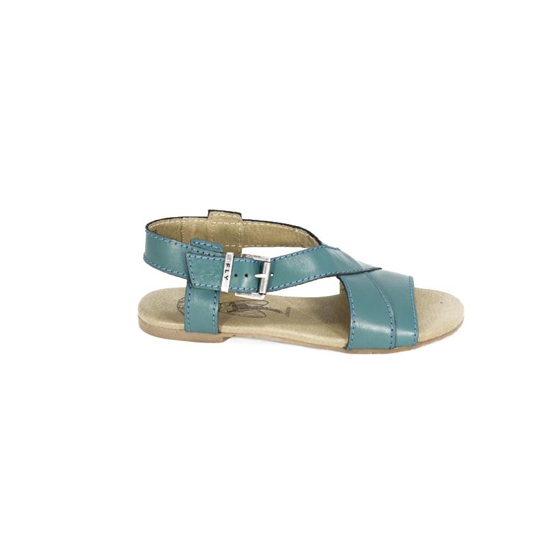 Sandale Dama Fly London P143450006 Verde