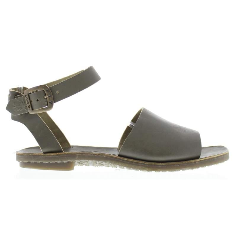 Sandale Dama Fly London P143399004 Kaki